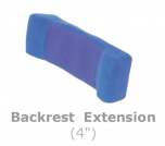 Convaid Carrot Booster Backrest Extension