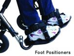 Convaid Foot Positioners