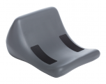 Special Tomato Soft-Touch® Floor Sitter Wedge Only (Size 1-3)