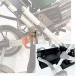 LTV Ventilator Holder and Ventilator/Suction Machine Hard Tray Option