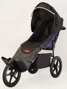 Adaptive Star Axiom Endeavour Push Chair
