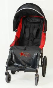 Adaptive Star Axiom Lassen Push Chair