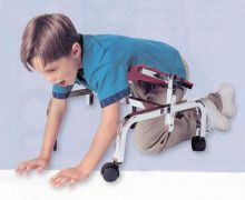 Tumble Forms Adjustable Crawler