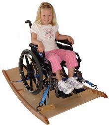 TherAdapt Wheelchair Platform Rocker