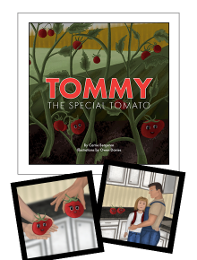 TOMMY: The Special Tomato Children's Book