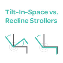 Understanding Tilt-in-Space vs. Recline Strollers