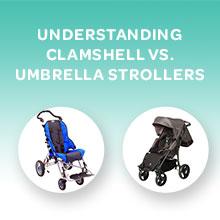Understanding Clamshell versus Umbrella Strollers