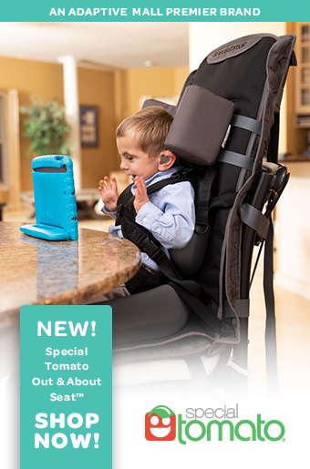 NEW Special Tomato Out & About Seat!