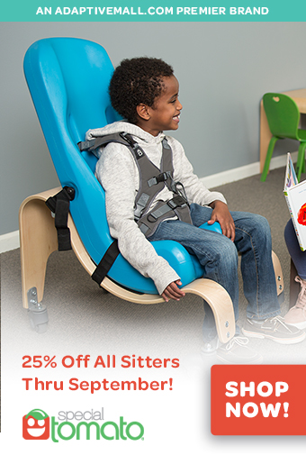 Special Soft-Touch® Sitter